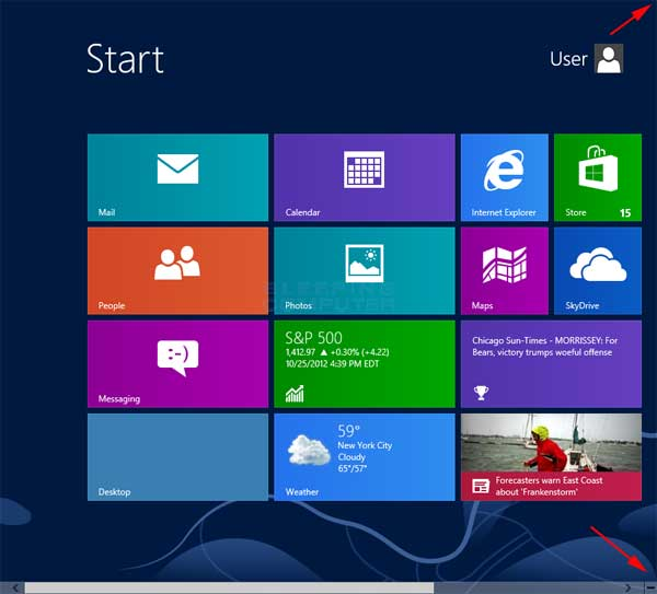 Windows 8. 1 beginners guide tutorial part 1 [tutorial] youtube.