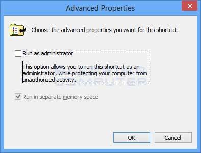 Advanced Properties