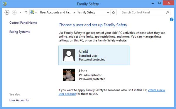 Family Safety Screen