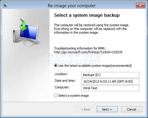 Образ системы для восстановления windows 7 скачать