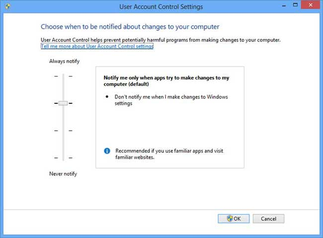 Troubleshooting steps to use when Windows apps won't start